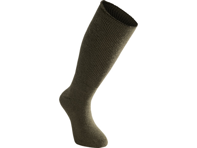 Woolpower 600 Chaussettes montantes, pine green